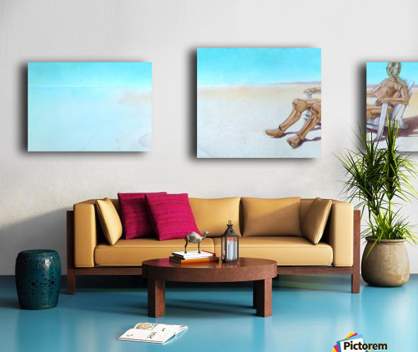 holidays Impression sur toile