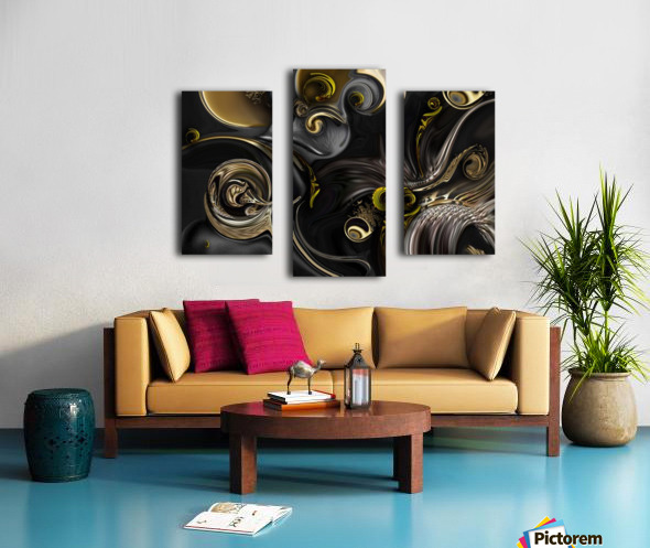 Act Including Instant Creation Canvas print