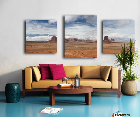 Monument Valley 1 Canvas print