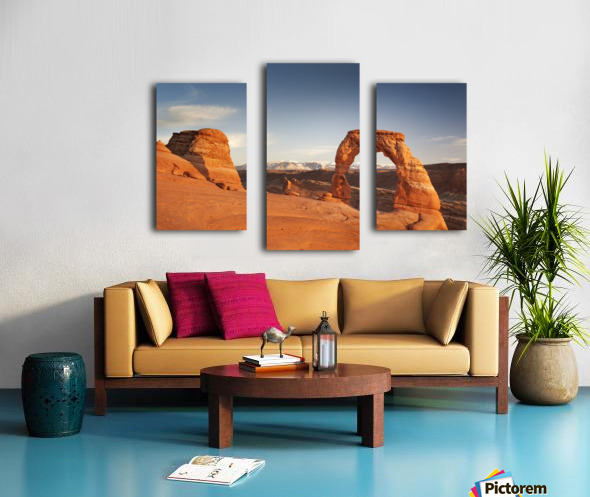 Arches National Park 1 Canvas print