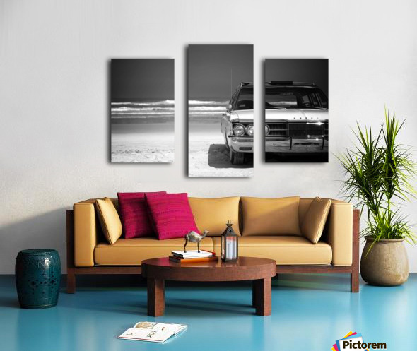 Daytona Beach 1 Canvas print
