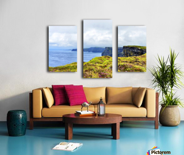 CLIFFS OF MOHER 10 Canvas print