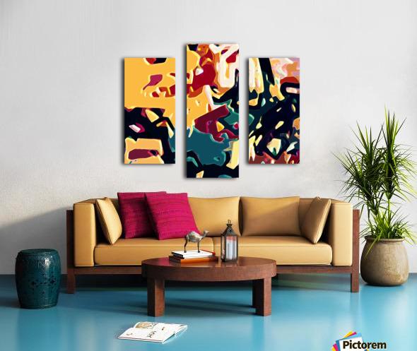sandier  Canvas print