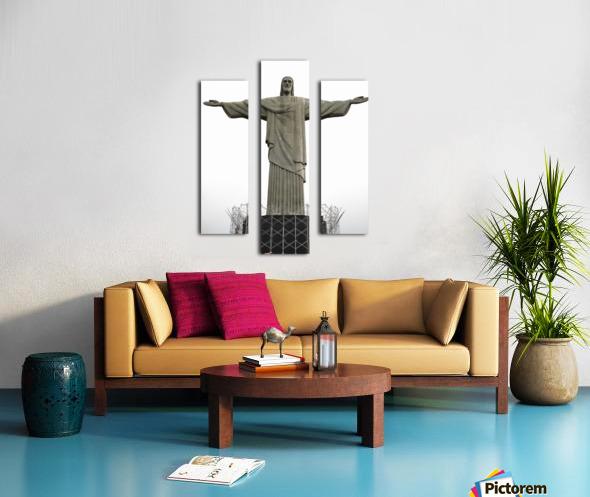 Christ - Rio Canvas print