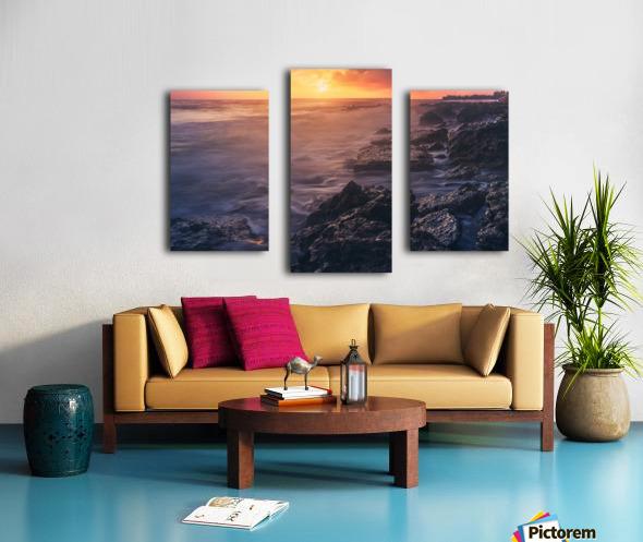 Caribbean Canvas print