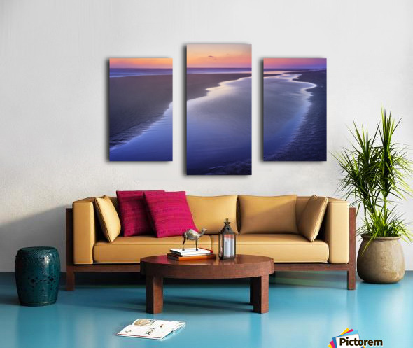 Led Canvas print