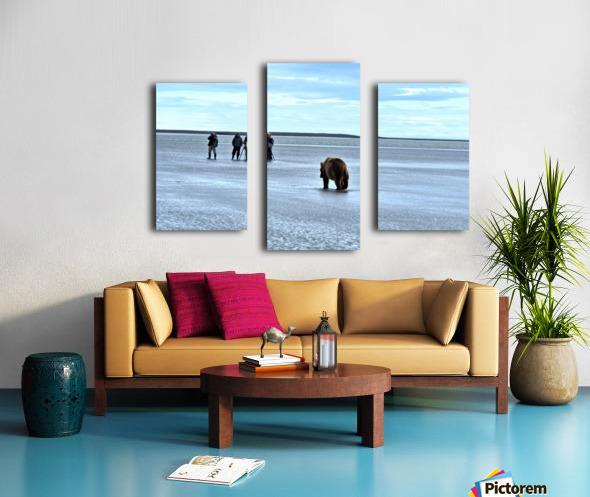 Stay Calm Canvas print