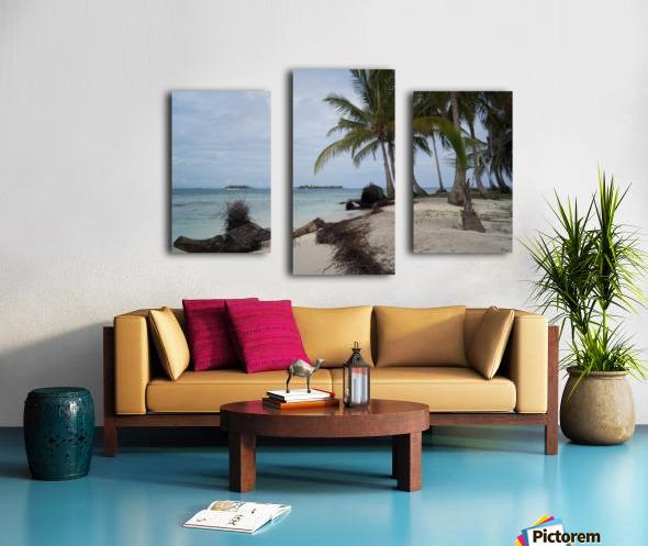 San Blas Island 4 Canvas print