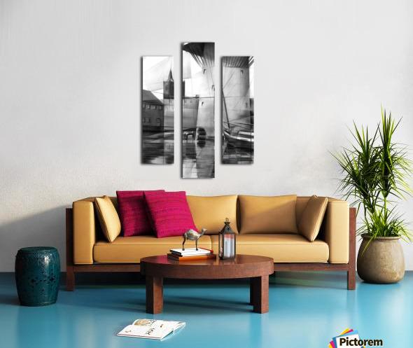 Schiedam - 11-08-16 Canvas print