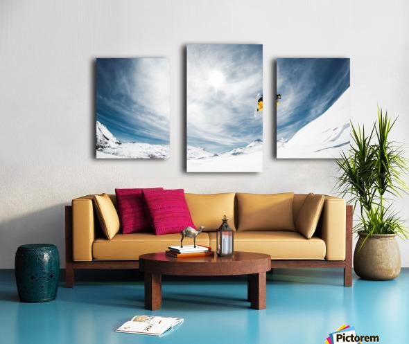One fine method grab... Canvas print