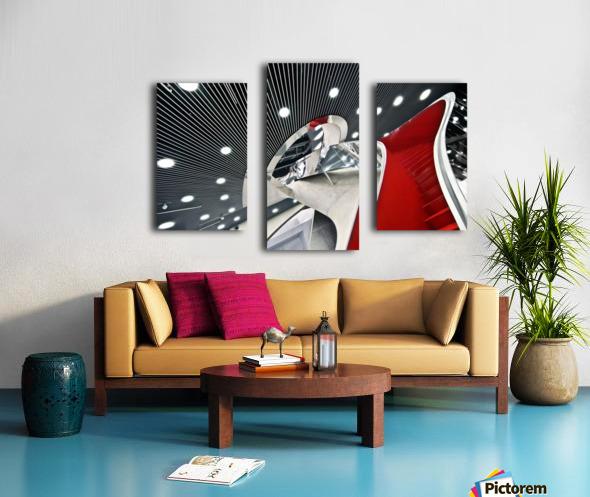 Mumuth Canvas print