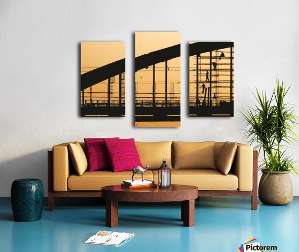 Remont Canvas print