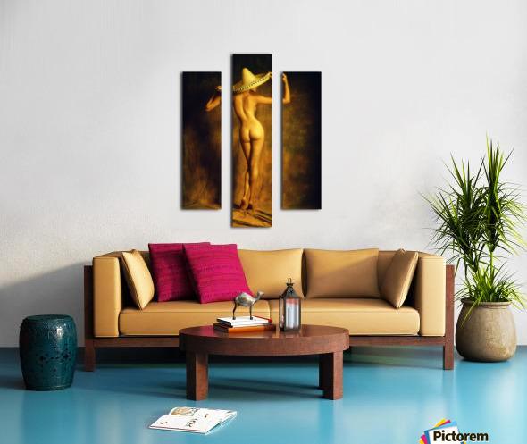 Maris Canvas print