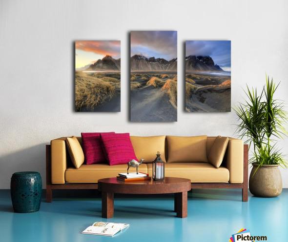 Vestrahorn Canvas print