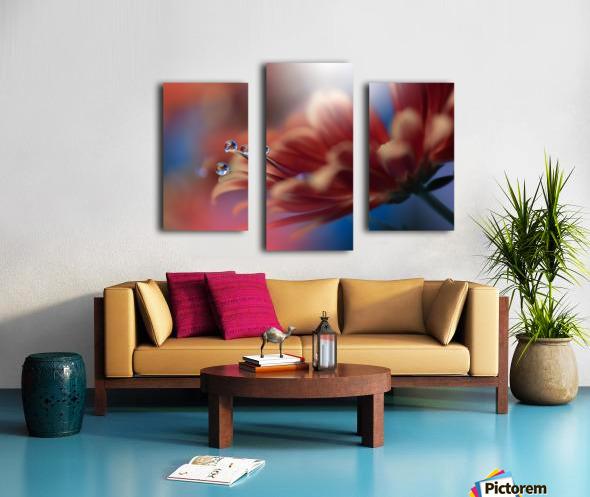 Inmost... Canvas print