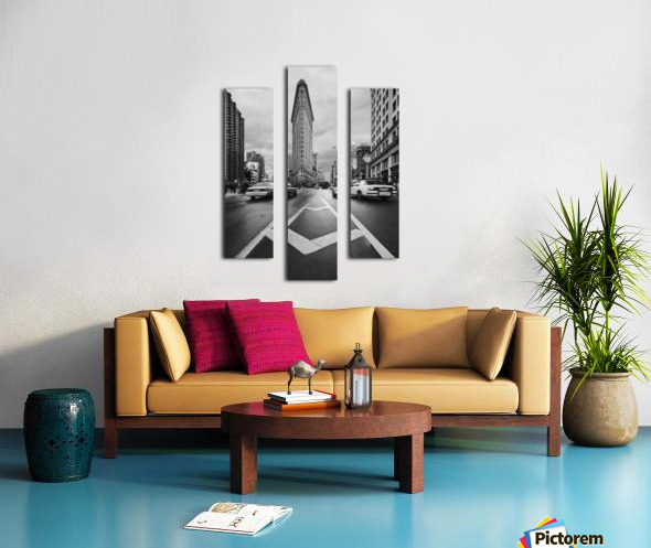 Taxiiii Canvas print