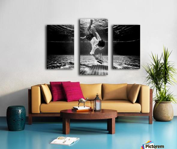 Mercan Canvas print