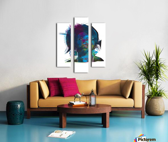 Nina Simon Art  Canvas print