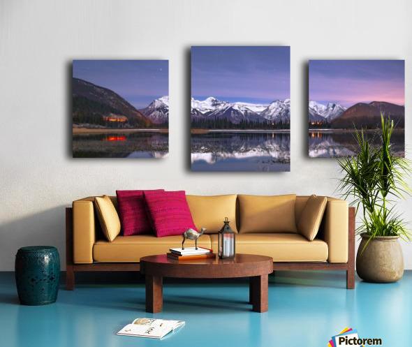 A better dream Canvas print