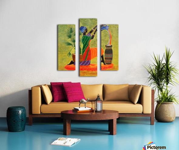 Exquisite Forever Canvas print