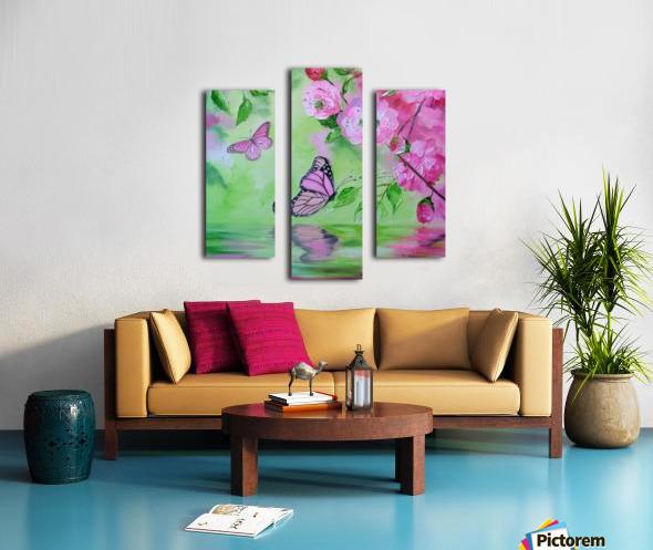 Бабочка   Canvas print