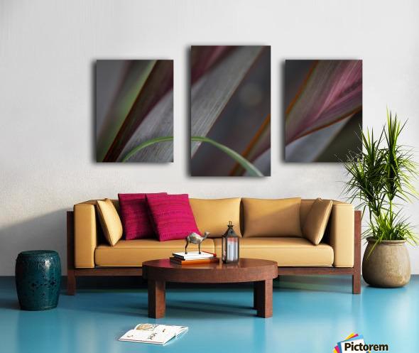 --- Canvas print