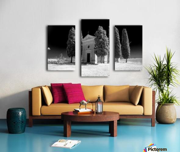 Tuscany Montalcino Canvas print