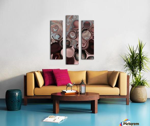 High Shape Canvas print