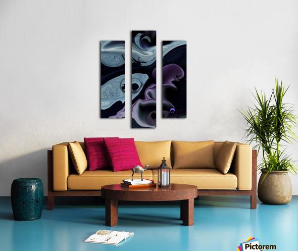 Emotion of Dreams Canvas print