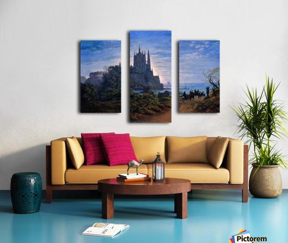 Sanssouci Palace Impression sur toile