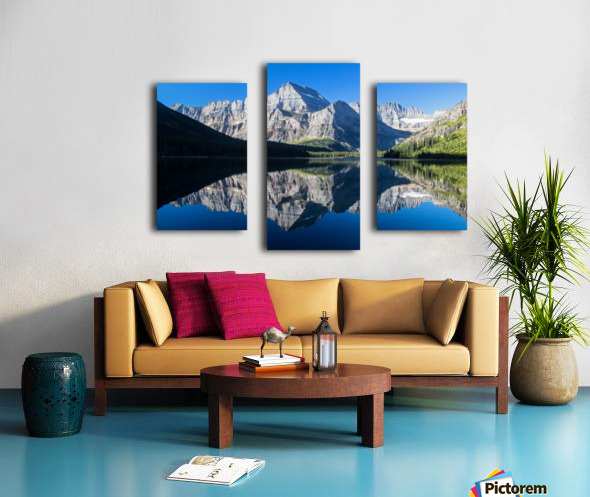 Josephine Lake Canvas print