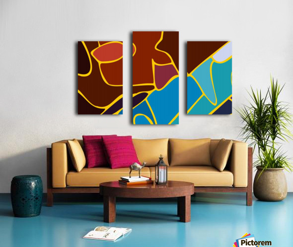 practical dream 21 Canvas print