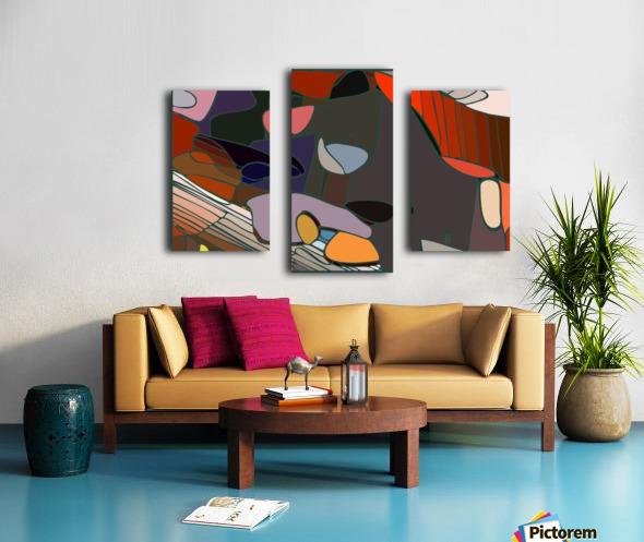 practical dream 47 Canvas print