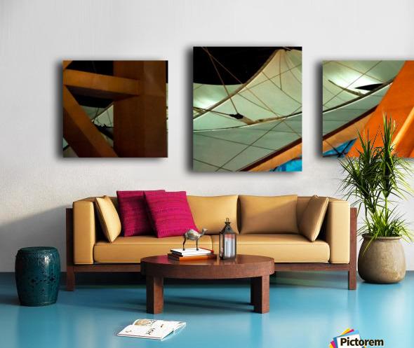 Multi Dimensional Canvas print
