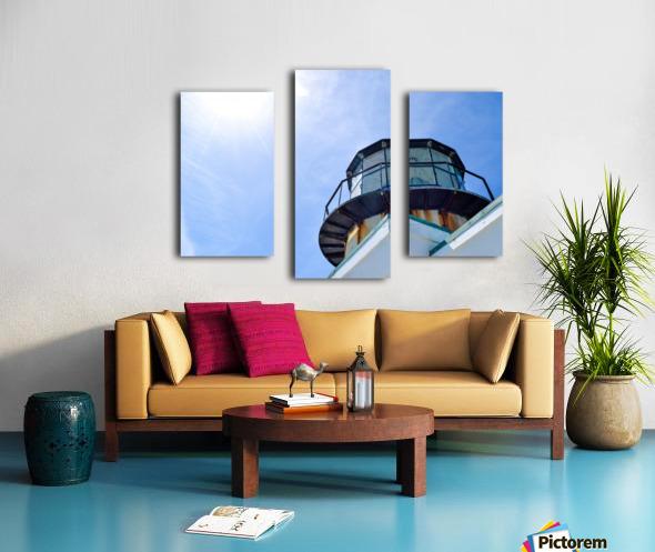 Point Bonita Canvas print