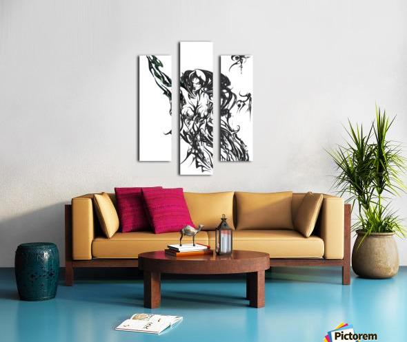 TribaVJO LADY Canvas print