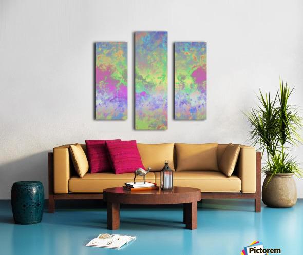 Colour Splash G211 Canvas print