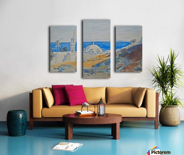Algiers, Algeria Canvas print