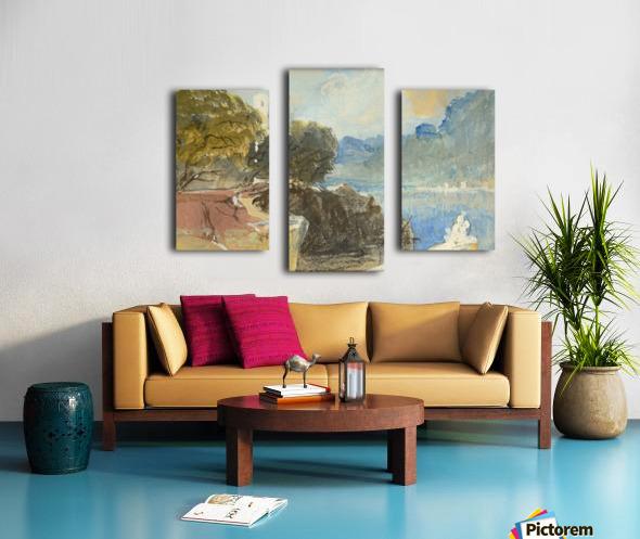 Villa-Arson Canvas print
