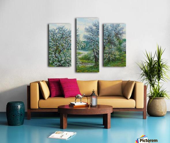 Belakvet Canvas print