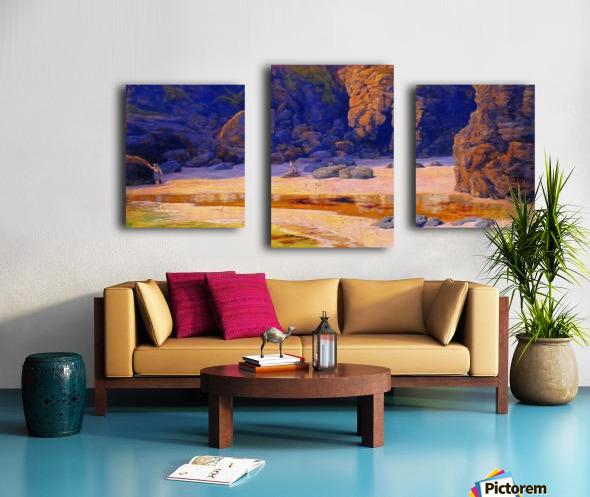 Housel Canvas print