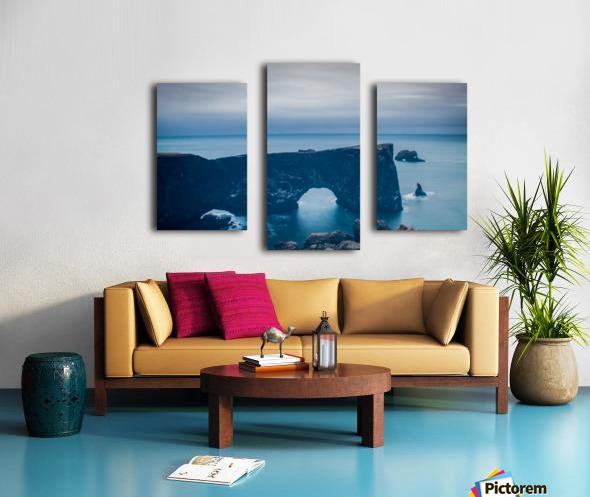 Dyrhólaey Canvas print