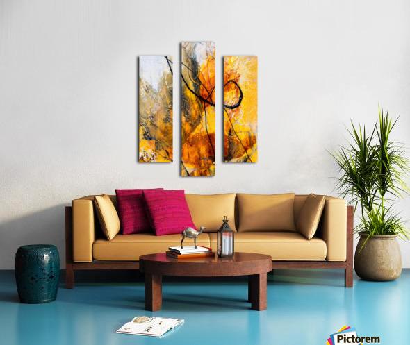 Sophia Trois Canvas print