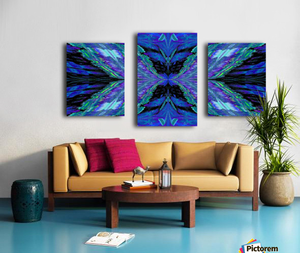 Butterflies For Anastacia 11 Canvas print