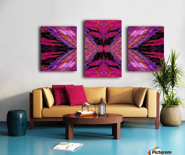 Butterflies For Anastacia 13 Canvas print