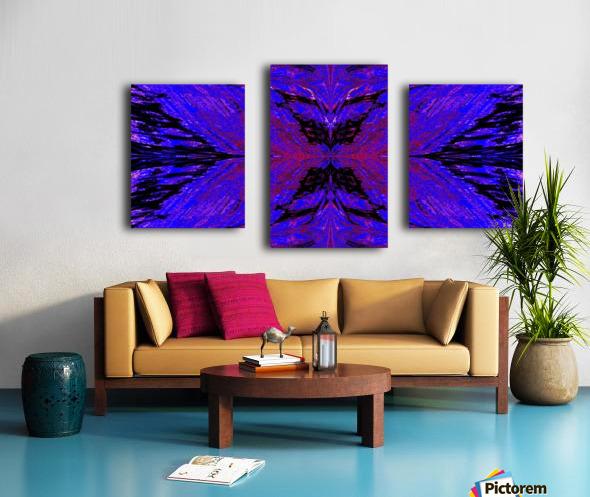 Butterflies For Anastacia 45 Canvas print