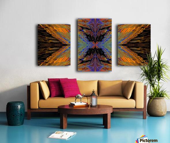 Butterflies For Anastacia 50 Canvas print