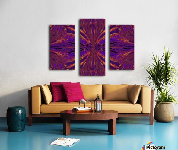 Butterfly Flight Canvas print