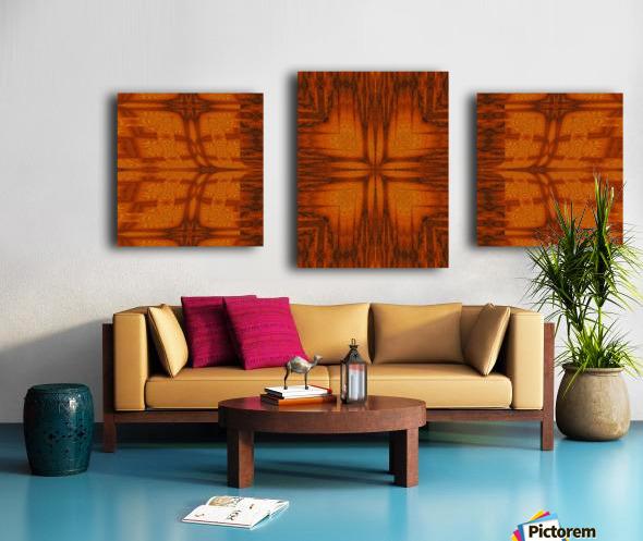 Sunshine Butterfly 2 Canvas print