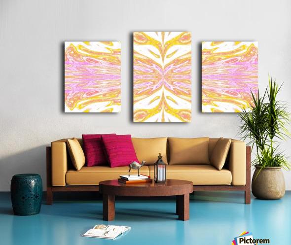 Queen of the Butterflies 24 Canvas print